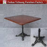 Wholesale China Factory Foshan Solid Wood Dining Table YC-T197