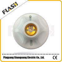 made in china cheap white fluorescent lamp socket