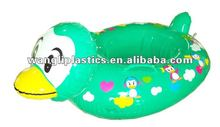 Sturdy PVC inflatable water floating kids water rider toys