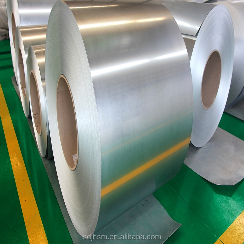 cold rolled galvanized steel coil for C steel