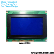 China Custom Cheap LCD12864 for Instrument Display