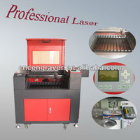 Mini and Desktop Laser Engraver Machine with Glass Sealed-off CO2 Laser Tube Type