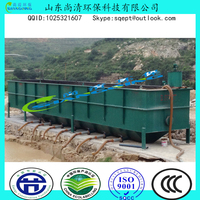 5cubic meter/hour electric plating wastewater treatment plant, Cu. Cr. Ci wastewater treatment equipment