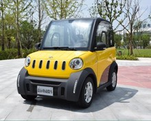 high quality EEC approval lithium battery and lead acid battery two seater mini electric car