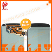 3D touch digitizer Cell phone parts LCD screen for samsung galaxy s4 with most favorable price
