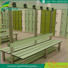 six door storage lockers for shopping mall