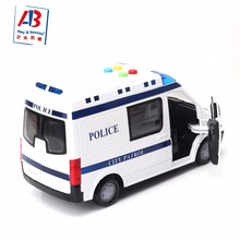 2018 Hot Selling Friction toy car with music light for kids