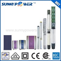 Low price 600w-4000W stirling engine solar water pump 10 kw