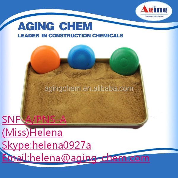 Sodium naphthalene sulfonate formaldehyde/SNF for dispersant