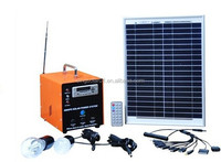 solar panel kit used for motorhomes, electric bike, bus, residential area