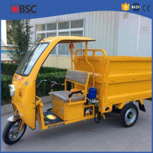high quality electric tricycle china for passenger transportation