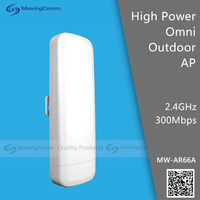 High Power Outdoor Wireless AP Router Model MW-AR66A AR9341 2.4GHz Omni