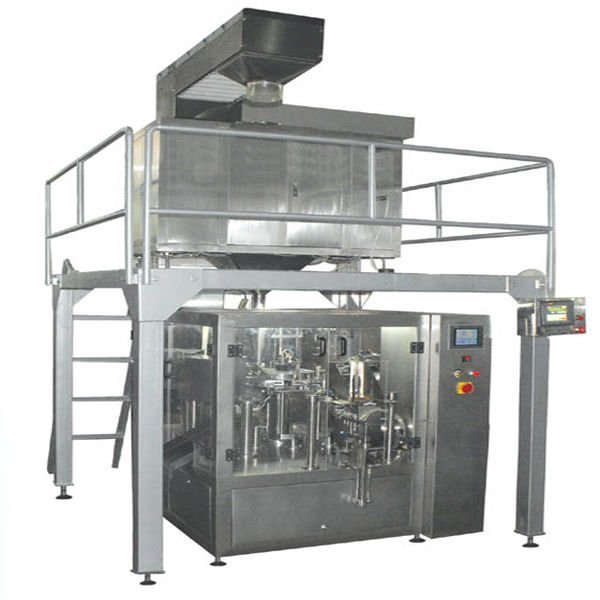 Auto Microwave popcorn Package Machinery