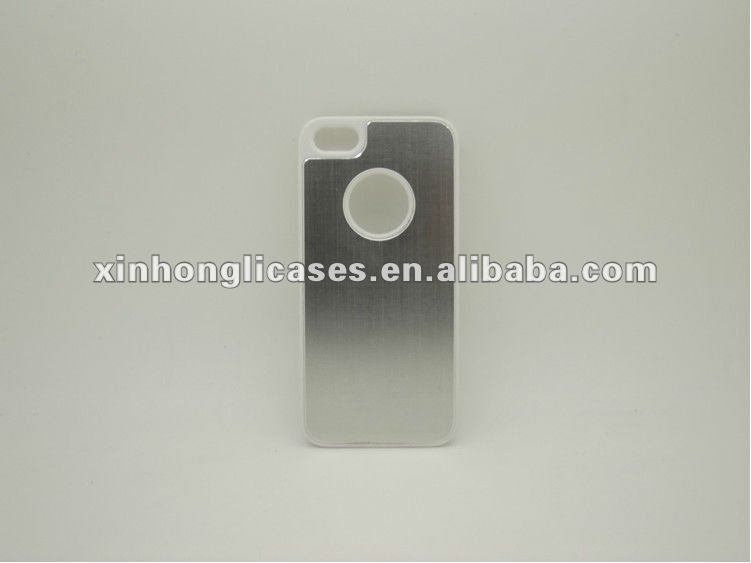 "hot sale metal cases for Iphone 5"" with factory price"
