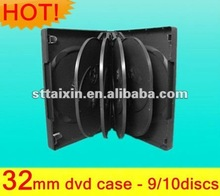 33mm special multi 10 disc dvd case