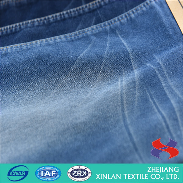 Stretch Denim Jeans Fabric Cloth denim fabric factory