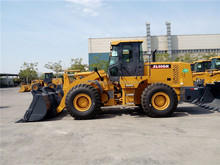 Construction Machinery 2017 brand new wheel loader ZL50GN