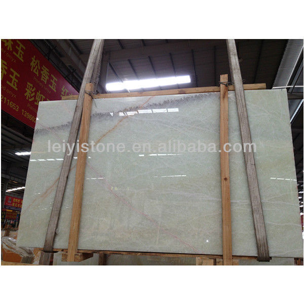 Building materials white onyx tile & slab