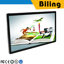 good quality TPM84BUX AD Player flat screen tv for advertising led billboard outdoor advertising84Inch Screen