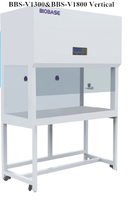 Laboratory clean equipment, Vertical Laminar Flow Cabinet,Vertical air supply