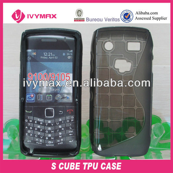 accessories for blackberrys cell phone 9100 tpu case