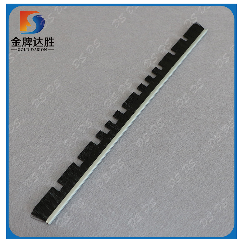 Industrial Vacuum Cleaning Use Nylon Straight Strip Brush