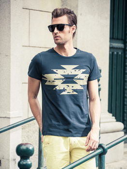 Summer causal T-shirt for men wholesale clothing for men