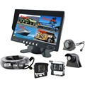 7 Inch LCD Monitor IP69K Bus/Trailer/Tow Pickup Truck Track 24 volt Reverse Camera System