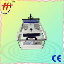 Precise curve and cylindrical manual silk scren printing machine