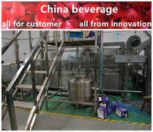 High quality automatic 3 in 1 csd filling machine / csd production line factory