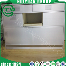 2017 Hot sale multi-functional storage wooden shoe cabinet for home using