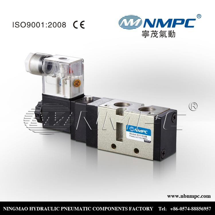 VZ VF series 5/2(3) way zf solenoid valve