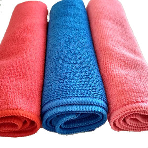 hot sale car microfiber rag/cleaning cloth/hand towel/kerchief