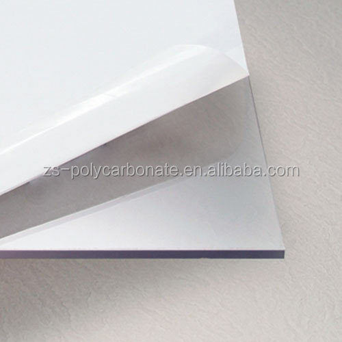 lightweight roofing materials Solid Polycarbonate Sheet price