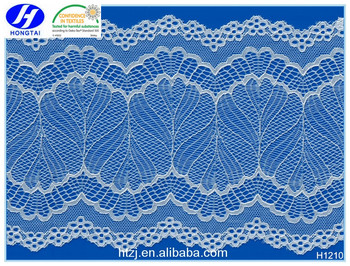 2016New fashion pretty Sale Whoelsae guipure selling stretch lace fabric for garment
