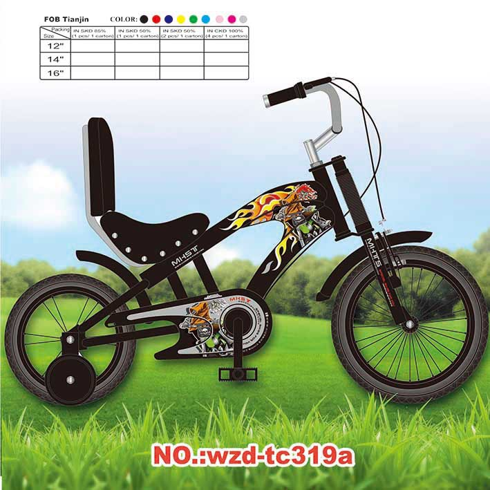 whole black chopper,fat tire chopper bicycle