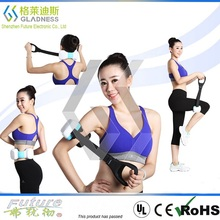 Magnetic vibrating body slimming massage belt/japanese body massage/neck massager