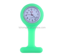 Promotional gift digital Silicone interchangeable nurse doctor watches