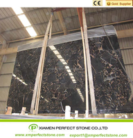 Potoro Black Marble For Marble Kitchen Slab