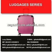 best and hot sell luggage fabric print luggage for luggage using