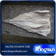 Hot Sale Salted Atlantic Cod Butterfly