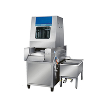 High productivity stainless steel chicken meat beef injector machine