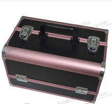 Professional Large Make Up Containing Storage Case Cosmetic Nail Tech Storage Beauty Box