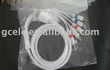 HD TV Cable Component cable for Wii