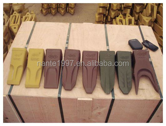 High quality backhoe bucket teeth
