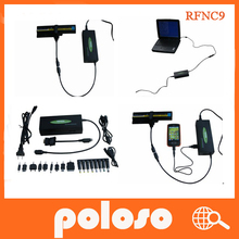 RFNC9 poloso stand alone external laptop battery charger & universal laptop adapter