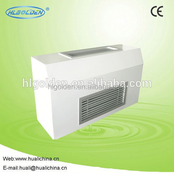 split type air conditioner fan coil with casing floor. Black Bedroom Furniture Sets. Home Design Ideas