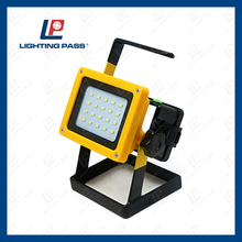 Warning Light camping Emergency rechargeable Outdoor Led Flood Light