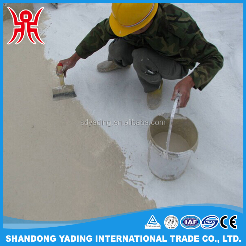 Polyurethane waterproof nano roof coating