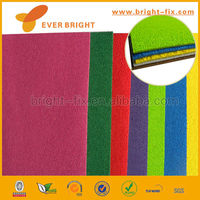 Wholesale towel eva foamy/stiff surface plush eva craft foam sheet for kids handcraft